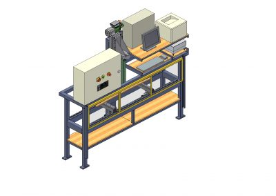 Farugó rugóerő mérőgép