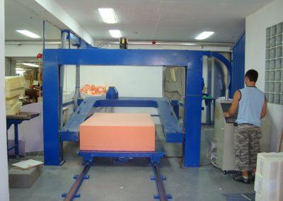 Húros CNC szabászgép